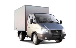 Соболь промтоварный(мебельный) фургон