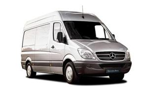 Mercedes Sprinter (цельнометаллический)